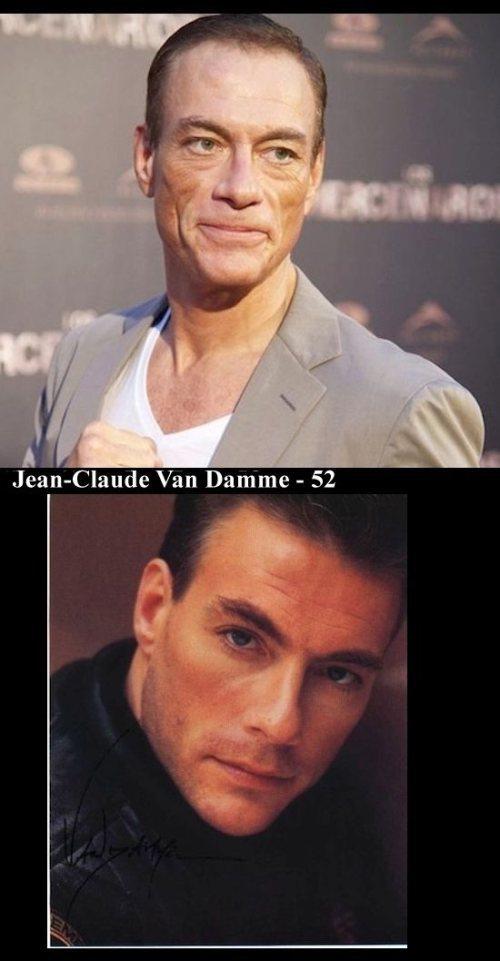 Άνδρες ηθοποιοί τότε και τώρα (10)