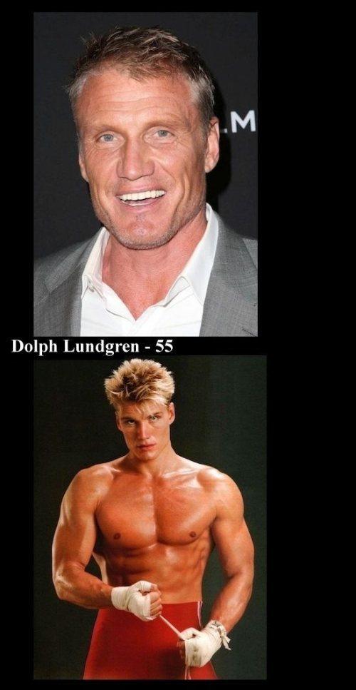 Άνδρες ηθοποιοί τότε και τώρα (11)