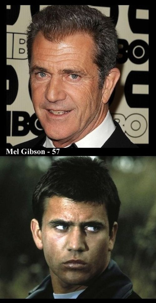 Άνδρες ηθοποιοί τότε και τώρα (12)
