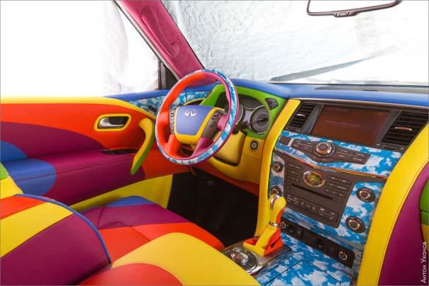 Δεν μπορείτε να φανταστείτε το εσωτερικό αυτού του αυτοκινήτου (7)
