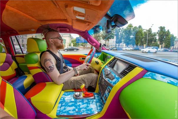 Δεν μπορείτε να φανταστείτε το εσωτερικό αυτού του αυτοκινήτου (13)