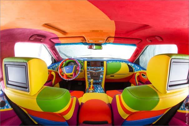 Δεν μπορείτε να φανταστείτε το εσωτερικό αυτού του αυτοκινήτου (17)