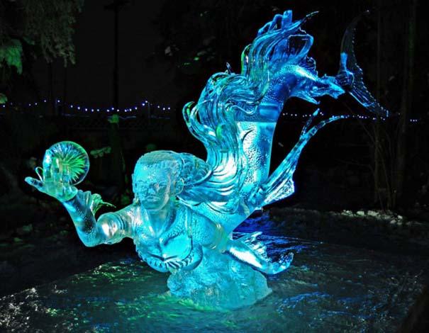 Εκπληκτικά έργα τέχνης από ένα κομμάτι πάγου (4)