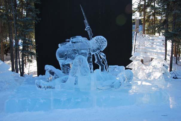 Εκπληκτικά έργα τέχνης από ένα κομμάτι πάγου (6)