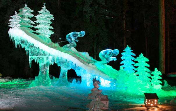 Εκπληκτικά έργα τέχνης από ένα κομμάτι πάγου (25)