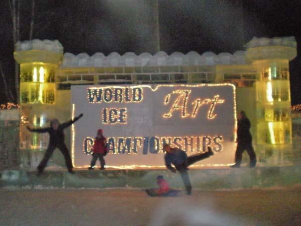 Εκπληκτικά έργα τέχνης από ένα κομμάτι πάγου (26)