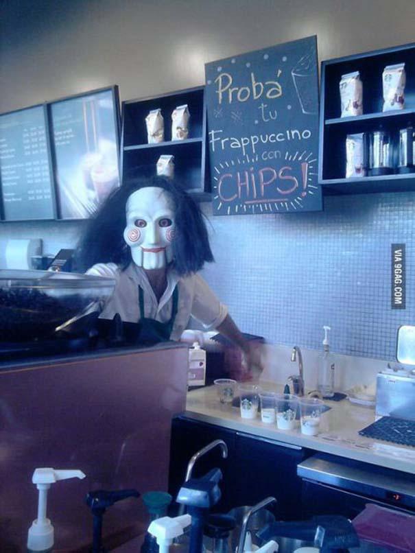 Εν τω μεταξύ, στα Starbucks... (11)