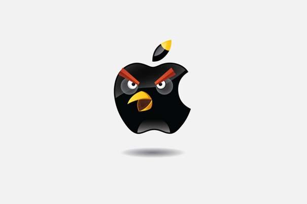 Αν 8 γνωστές εταιρείες είχαν το δικό τους Angry Bird (4)