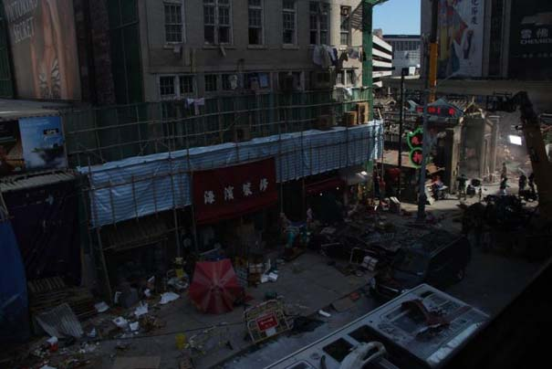 Στα γυρίσματα της ταινίας Transformers 4 (11)