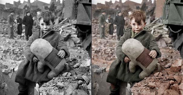 Ιστορικές ασπρόμαυρες φωτογραφίες αποκτούν χρώμα (1)