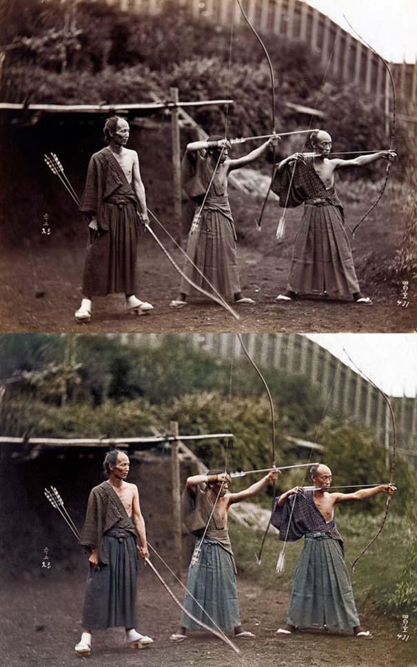 Ιστορικές ασπρόμαυρες φωτογραφίες αποκτούν χρώμα (4)