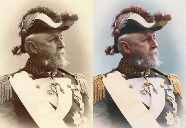 Ιστορικές ασπρόμαυρες φωτογραφίες αποκτούν χρώμα (14)