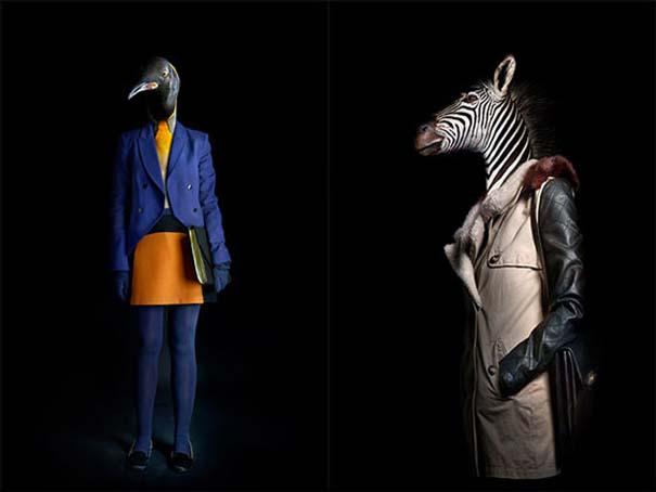 Ζώα που είναι πιο καλοντυμένα από πολλούς ανθρώπους (1)