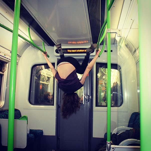 Παράξενες και κωμικοτραγικές φωτογραφίες στα μέσα μεταφοράς (18)