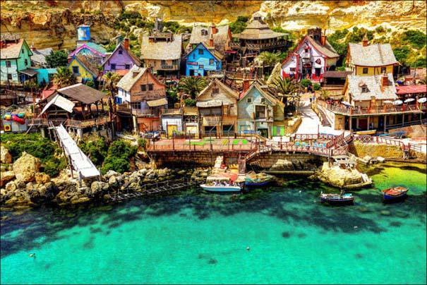 10 μαγευτικά χωριά απ' όλο τον κόσμο (1)