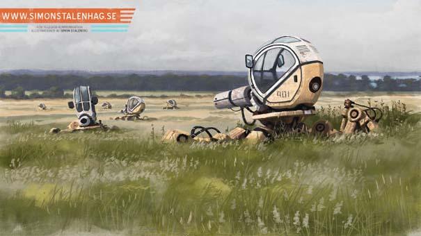 Το μέλλον όπως το φαντάζεται ένας Σουηδός καλλιτέχνης (4)