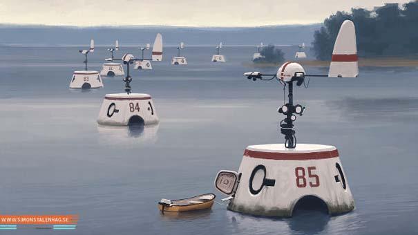 Το μέλλον όπως το φαντάζεται ένας Σουηδός καλλιτέχνης (5)