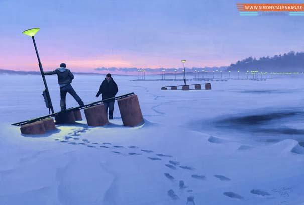 Το μέλλον όπως το φαντάζεται ένας Σουηδός καλλιτέχνης (16)