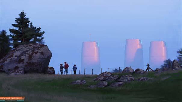 Το μέλλον όπως το φαντάζεται ένας Σουηδός καλλιτέχνης (17)