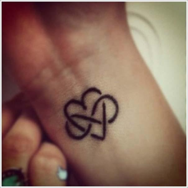 Μοναδικά τατουάζ σε σχήμα καρδιάς (3)