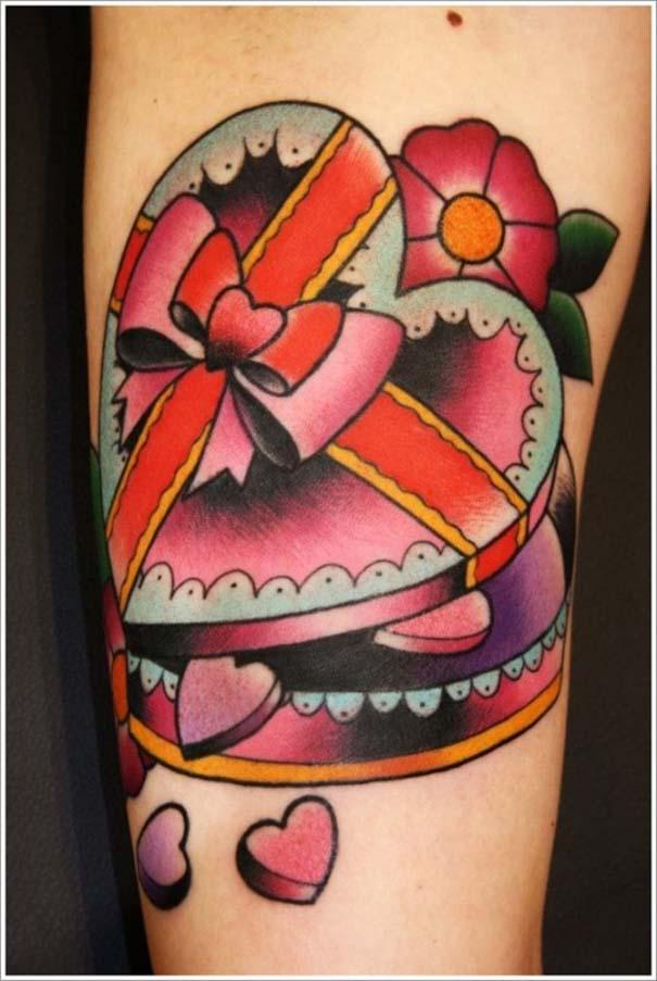 Μοναδικά τατουάζ σε σχήμα καρδιάς (6)