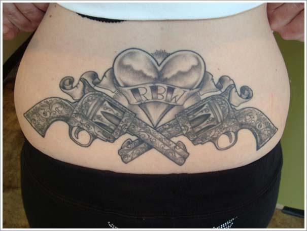 Μοναδικά τατουάζ σε σχήμα καρδιάς (19)