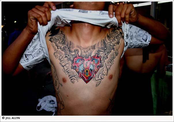 Μοναδικά τατουάζ σε σχήμα καρδιάς (21)