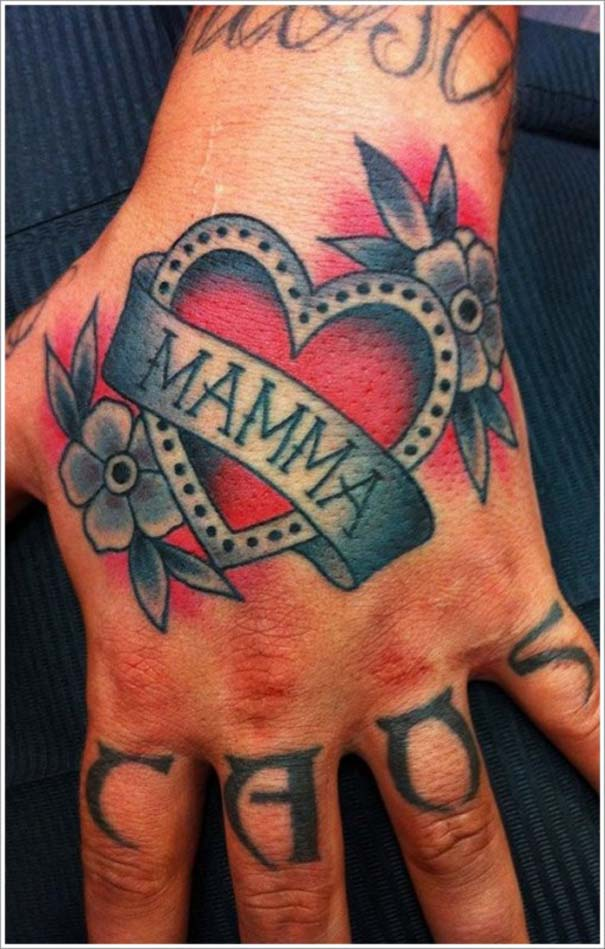 Μοναδικά τατουάζ σε σχήμα καρδιάς (22)