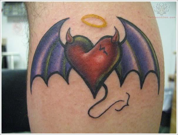 Μοναδικά τατουάζ σε σχήμα καρδιάς (26)