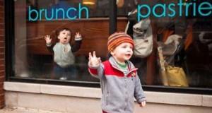 Μωρά κάνουν Photobombing