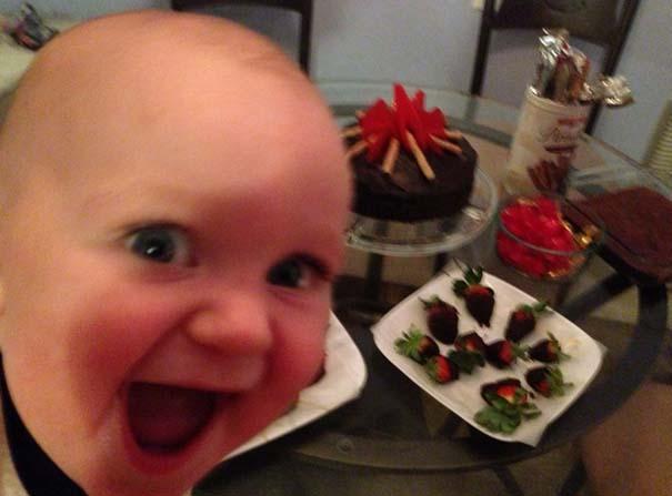 Μωρά κάνουν Photobombing (9)