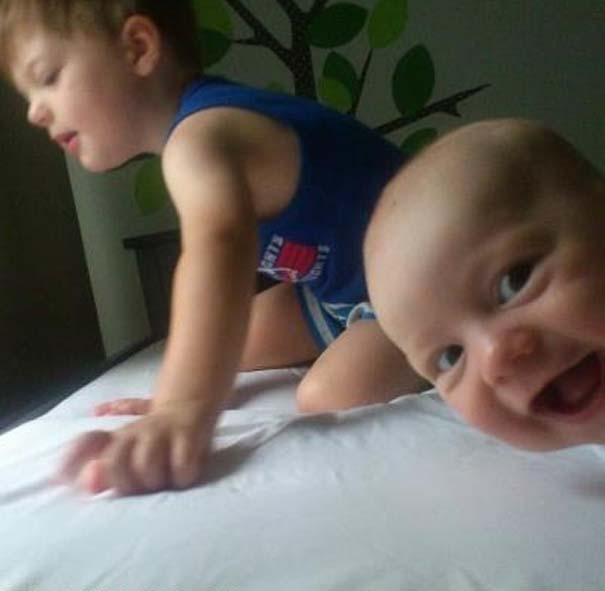 Μωρά κάνουν Photobombing (15)