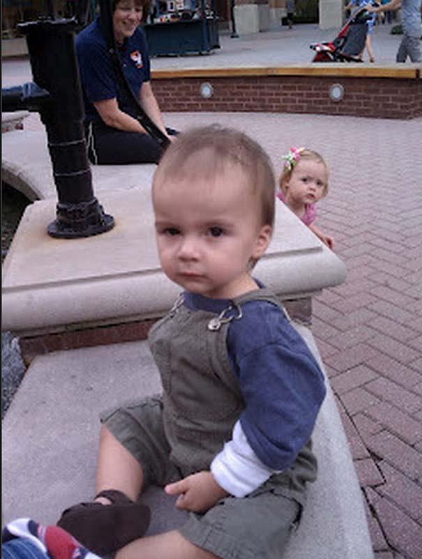 Μωρά κάνουν Photobombing (16)