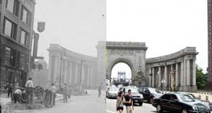 Νέα Υόρκη: Φωτογραφίες του παρελθόντος συναντούν το σήμερα