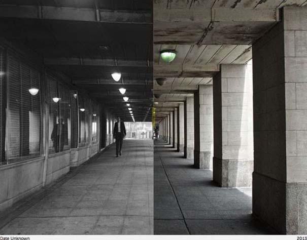 Νέα Υόρκη: Φωτογραφίες του παρελθόντος συναντούν το σήμερα (2)