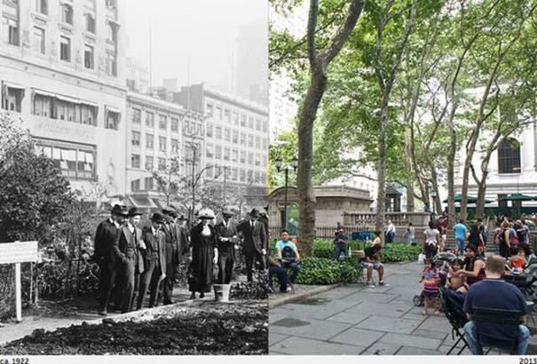 Νέα Υόρκη: Φωτογραφίες του παρελθόντος συναντούν το σήμερα (5)