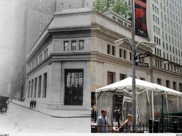 Νέα Υόρκη: Φωτογραφίες του παρελθόντος συναντούν το σήμερα (10)