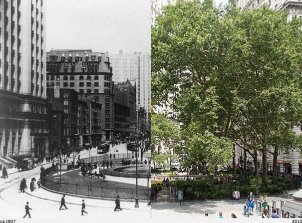 Νέα Υόρκη: Φωτογραφίες του παρελθόντος συναντούν το σήμερα (11)