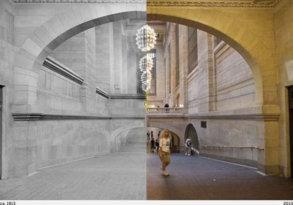Νέα Υόρκη: Φωτογραφίες του παρελθόντος συναντούν το σήμερα (15)