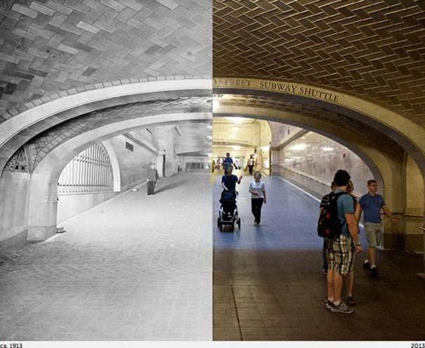 Νέα Υόρκη: Φωτογραφίες του παρελθόντος συναντούν το σήμερα (16)