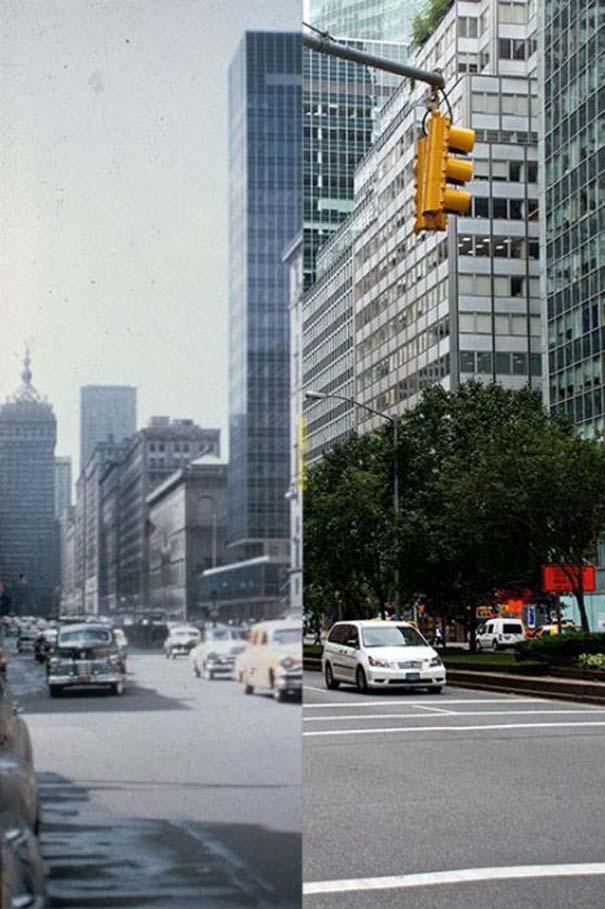 Νέα Υόρκη: Φωτογραφίες του παρελθόντος συναντούν το σήμερα (17)