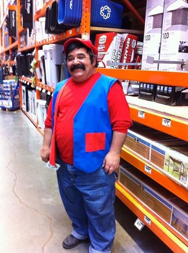 Ο Super Mario ζει ανάμεσα μας (7)