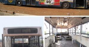Παλιό λεωφορείο μετατράπηκε σε πολυτελές σπίτι