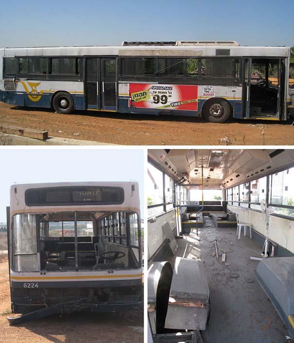 Παλιό λεωφορείο μετατράπηκε σε πολυτελές σπίτι (7)