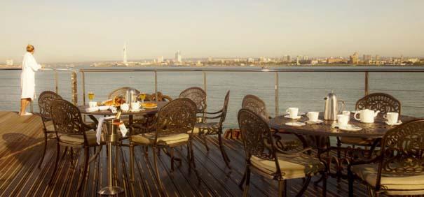 Παροπλισμένο θαλάσσιο οχυρό μετατράπηκε σε πολυτελές ξενοδοχείο (11)