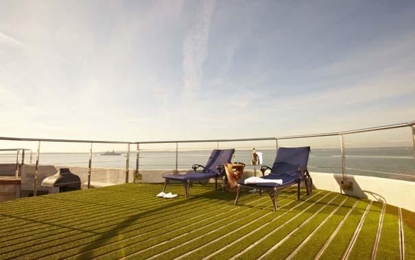 Παροπλισμένο θαλάσσιο οχυρό μετατράπηκε σε πολυτελές ξενοδοχείο (12)