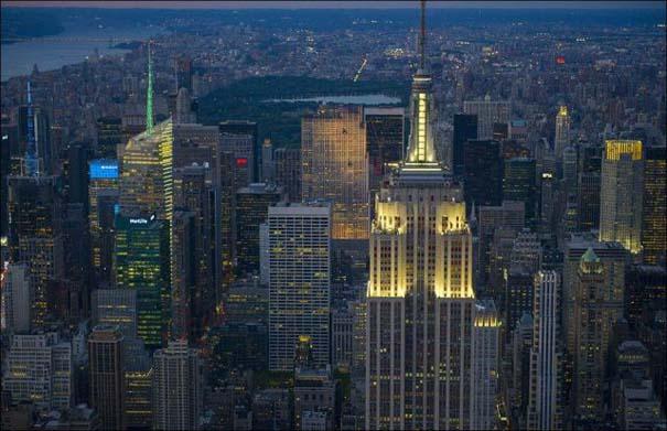 Πετώντας πάνω από τη Νέα Υόρκη (1)