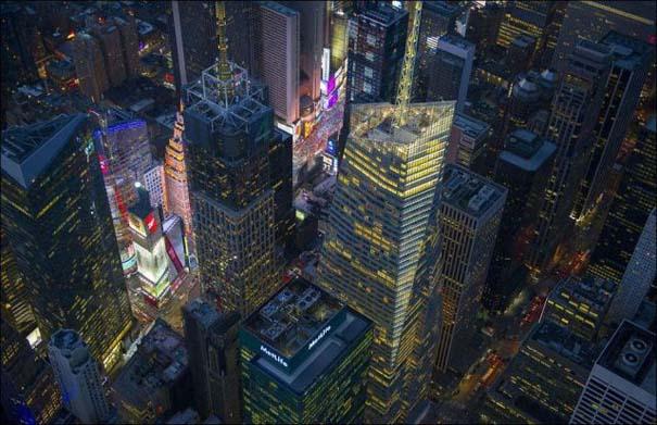 Πετώντας πάνω από τη Νέα Υόρκη (2)