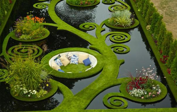 Καλοκαιρινός κήπος | Φωτογραφία της ημέρας