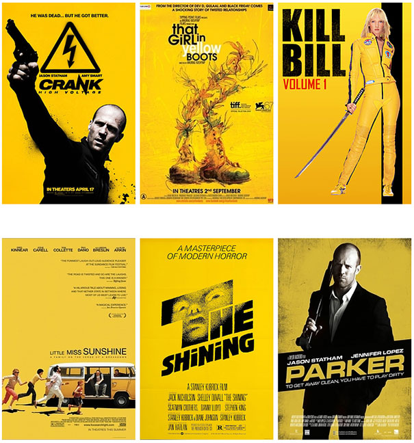 Posters ταινιών: Τα μεγαλύτερα κλισέ (2)